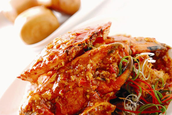 Jumbo Seafood Restaurant Recommended Chilli Crab