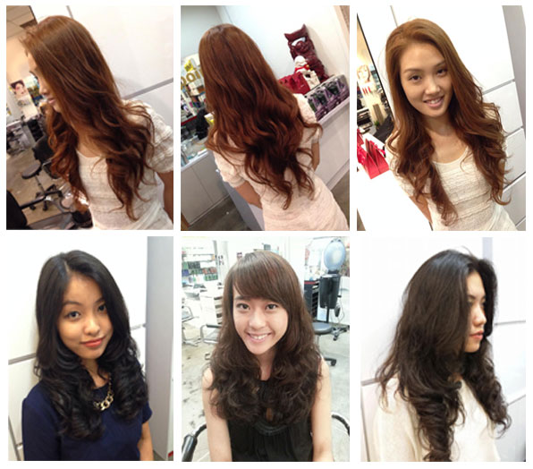the 5 best hair salons for perming in singapore On act point salon price