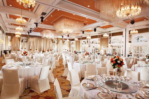 Wedding Venue Intercontinental Singapore