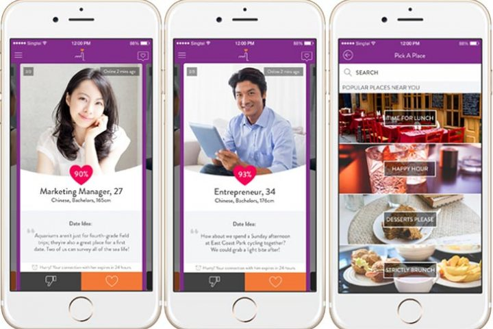 LunchClick-dating-app