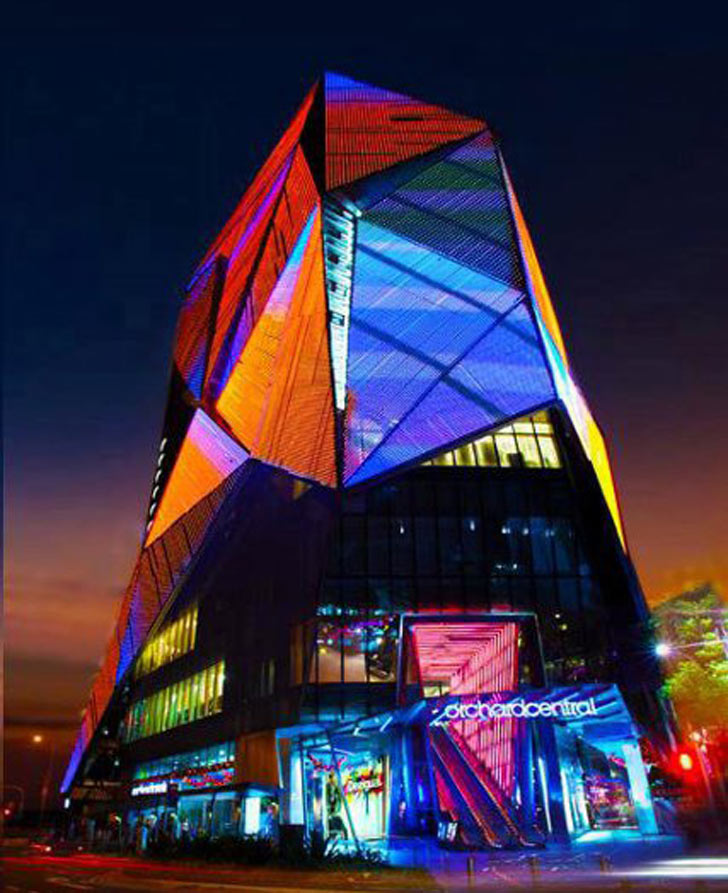 7 Best Shopping Malls on Orchard Road of Singapore