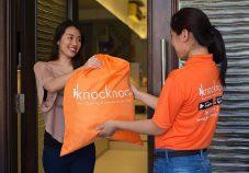 KnocknocK home service app