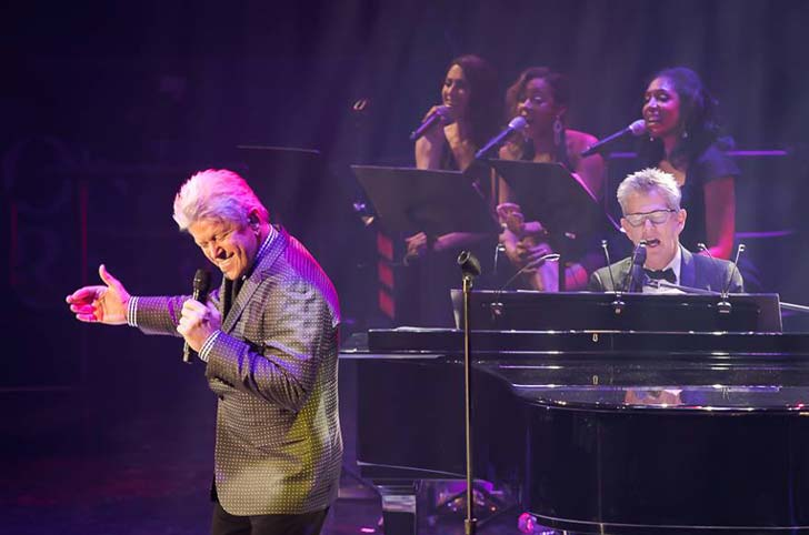 An Evening with Peter Cetera in Singapore