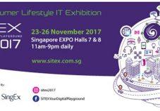 SITEX singapore 2017