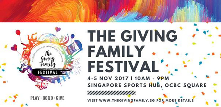 The Giving Family Festival