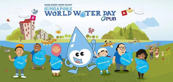 Singapore World Water Day Roadshow